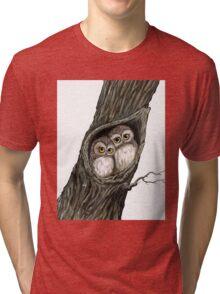 Cozy Couple Tri-blend T-Shirt
