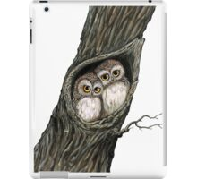 Cozy Couple iPad Case/Skin