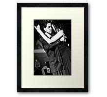 La Caricia Framed Print