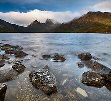 Breaking Through - Cradle Mountain, Tasmania by Michael Treloar
