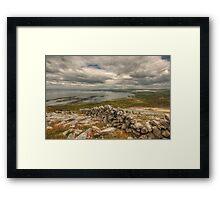 Ballyvaughan View 2 Framed Print