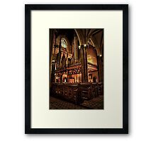 Cathedral #4 Framed Print