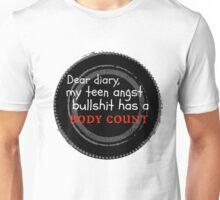 Dearest Diary, Unisex T-Shirt