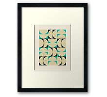 CONNECTIONS 8 Framed Print