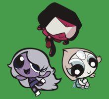 Powerpuff Gems Kids Clothes