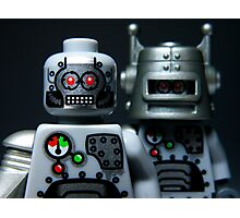 'We Are The Robots' Photographic Print