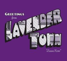 Greetings from Lavender Town T-Shirt