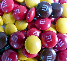 Autumn M&M's by Susan S. Kline