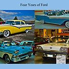 Four Years of Ford by Bryan D. Spellman
