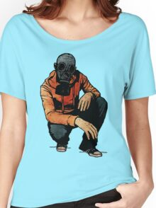 Leroy Has A Moment Of Reflection Before Returning To Battle Women's Relaxed Fit T-Shirt