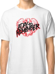 A Day To Remember Band Logo Classic T-Shirt