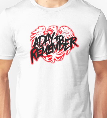 A Day To Remember Band Logo Unisex T-Shirt