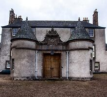 Leith Hall Back Entry - (Huntly, Aberdeenshire, Scotland) by Yannik Hay
