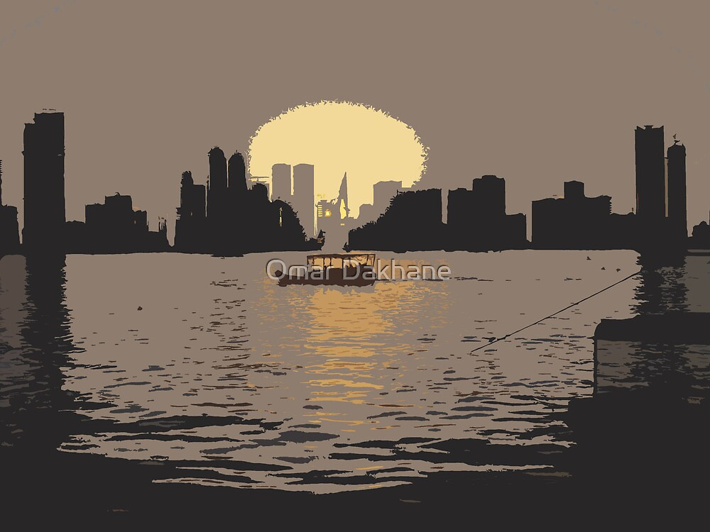 Listen To The Sunset by Omar Dakhane