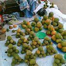 Nadi markets, Fiji 2006  by Camelot