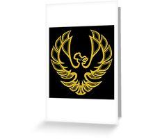 '99 Johto Firebird Greeting Card