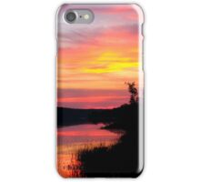 Say good night Gracie iPhone Case/Skin