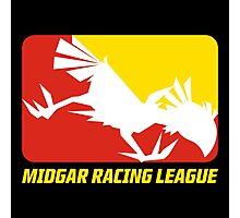 Midgar Racing League Photographic Print