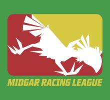 Midgar Racing League Baby Tee
