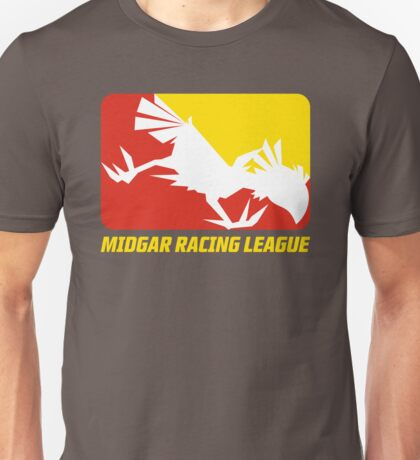 Midgar Racing League Unisex T-Shirt