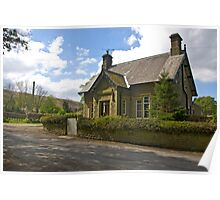 Arncliffe Cottage Poster