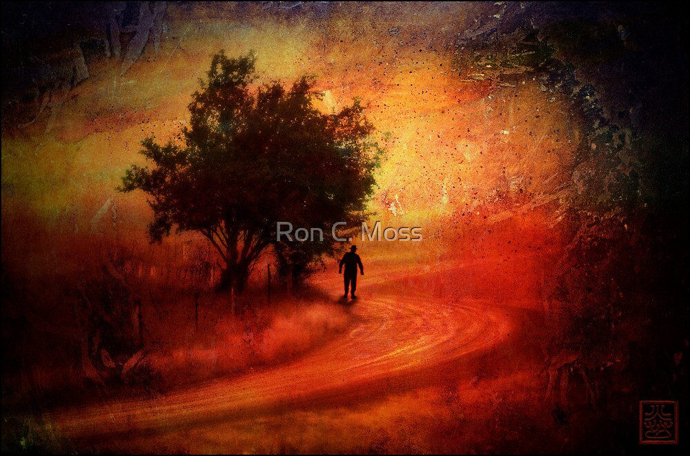 years to go . . . by Ron C. Moss