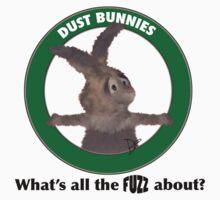 Dust Bunny Fuzz by DonkeyPenguin