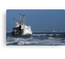 'Atlantic Energy II' Canvas Print