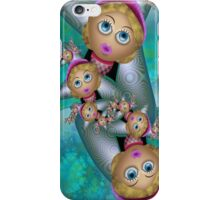 Inner Child - Sea Fairies iPhone Case/Skin