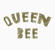 Queen Bee One Piece - Short Sleeve