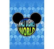 Walt Disney World Earth Photographic Print