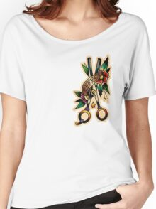 Barber 01 Women's Relaxed Fit T-Shirt