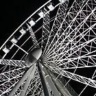 Wheel of Brisbane by Mike Doran