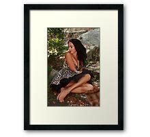 Anya Gil, no. 4 Framed Print