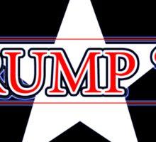 2016 Trump for president Sticker