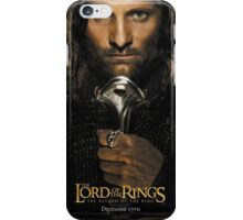 Aragorn- Lord of the Rings iPhone Case/Skin