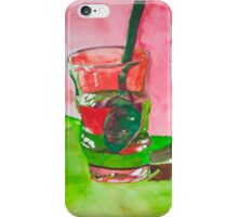 Glass and Spoon iPhone Case/Skin