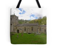 St Oswald's Church - Arncliffe Tote Bag