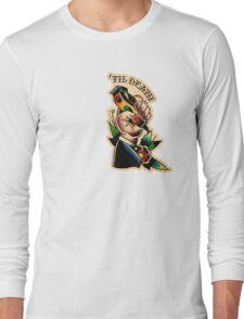 Barber 03 Long Sleeve T-Shirt