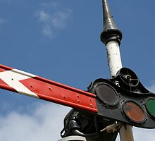 Give me a sign! Puffing Billy's signal. by breewood
