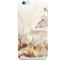 Survival in the African Bush iPhone Case/Skin