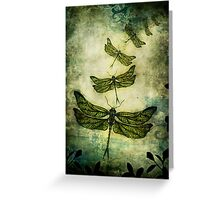 Fly, Fly Away! Greeting Card