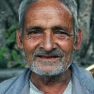Old Man by RajeevKashyap