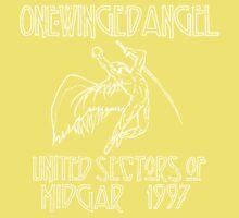 Led Highwind: One-Winged Angel Baby Tee