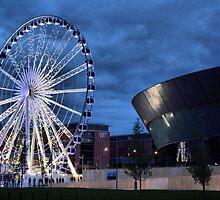 Big Wheel by Paul Reay