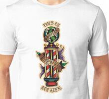 Barber 05 Unisex T-Shirt