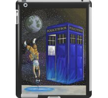 Chell and the Doctor iPad Case/Skin