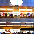Apple Store by Raoul Isidro