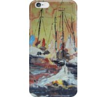 Orange Sail iPhone Case/Skin