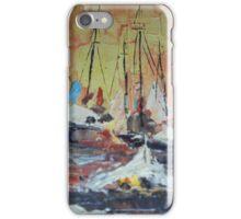 Orange Sail iPhone Case/Skin
